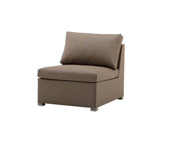Shape Seater di Cane-line | Poltrone da giardino