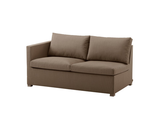 Shape Sofa left module by Cane-line | Garden sofas
