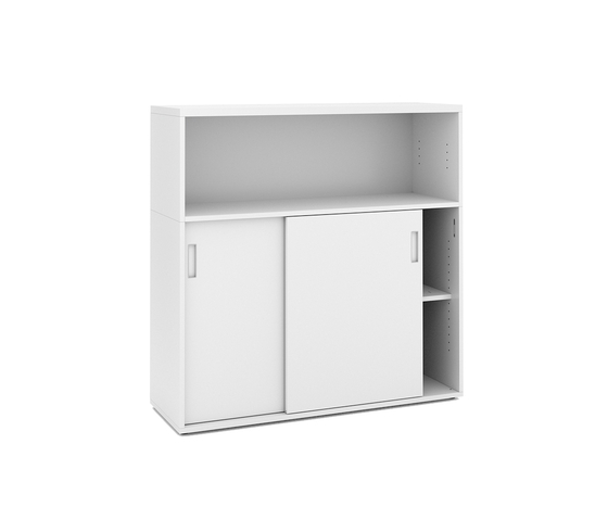 D1 Sliding door cupboard de Denz | Archivadores