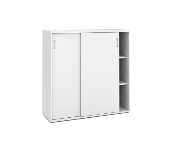 D1 Sliding door cupboard di Denz | Armadi ufficio