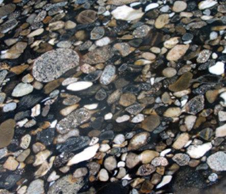 Scalea Granito Black Marinace by Cosentino | Mineral composite panels