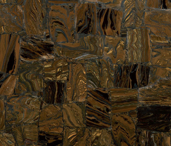 Prexury Retro Tiger Iron by Cosentino | Mineral composite panels