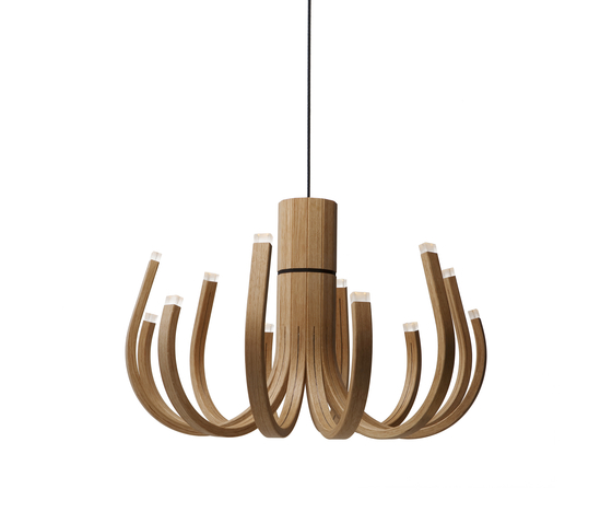 June Chandelier by Nikari | General lighting