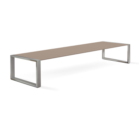 Cima Lounge Tabla 200 Low Table by FueraDentro | Coffee tables