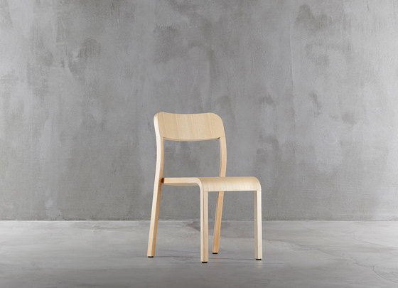 Blocco Chair 1475-20 de Plank | Sillas de visita