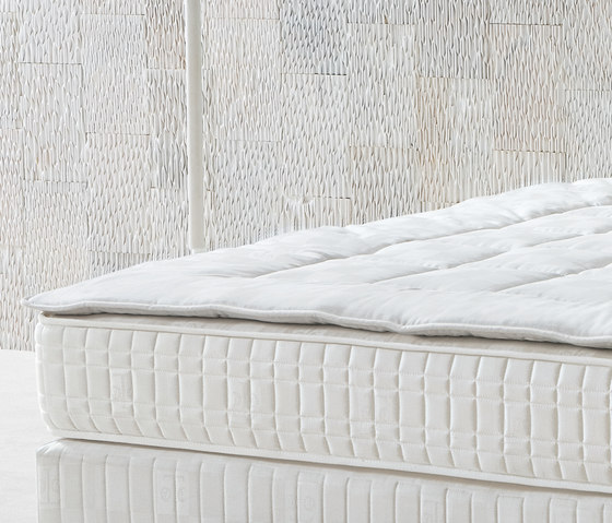 Collection Prestige | Mattress topper Concorde by Treca Interiors Paris | Mattress toppers