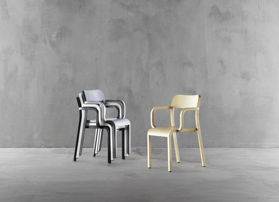 Blocco armchair 1475-40 by Plank | Visitors chairs / Side chairs