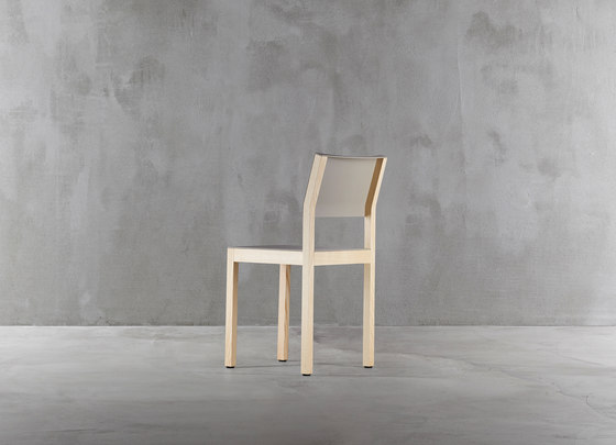 Doty chair 1208-20 by Plank | Visitors chairs / Side chairs
