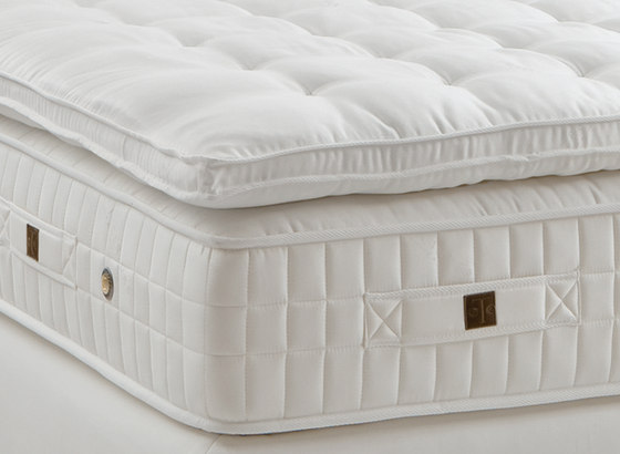 Sleeping Systems Collection Prestige | Mattress topper Mirabeau Prestige by Treca Interiors Paris | Mattress toppers