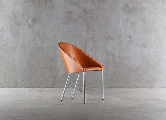 Palio chair 1220-00 by Plank | Visitors chairs / Side chairs
