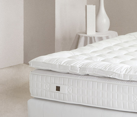 Collection Prestige | Mattress topper Pont-Neuf Prestige by Treca Interiors Paris | Mattress toppers