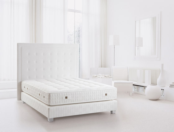 Sleeping Systems Collection Prestige | Mattress IAS Élysée by Treca Interiors Paris | Mattresses