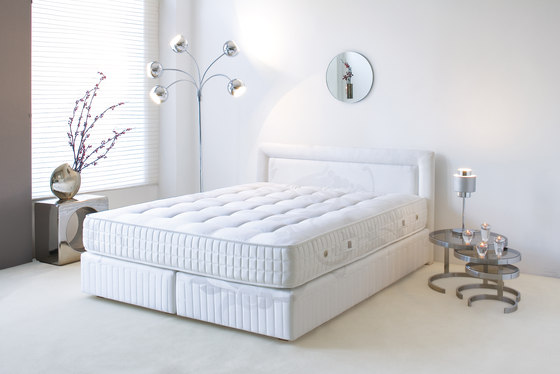 Sleeping Systems Collection Prestige | Mattress Silver Élysée by Treca Interiors Paris | Mattresses
