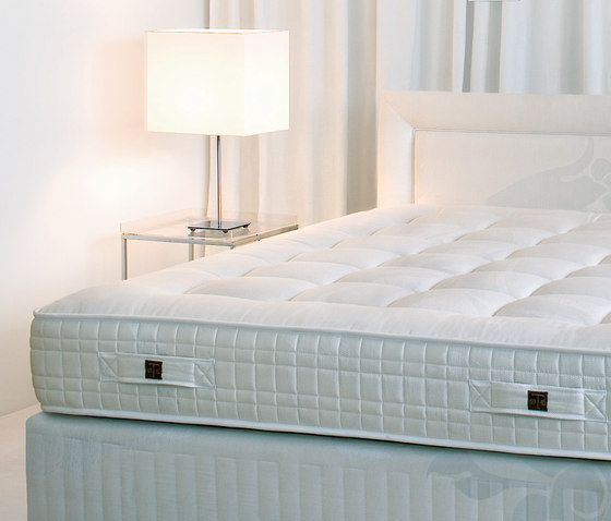 Sleeping Systems Collection Prestige | Mattress Silver Prestige by Treca Interiors Paris | Mattresses