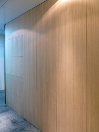 Ceil Wood by Ceil-In | Wall panels