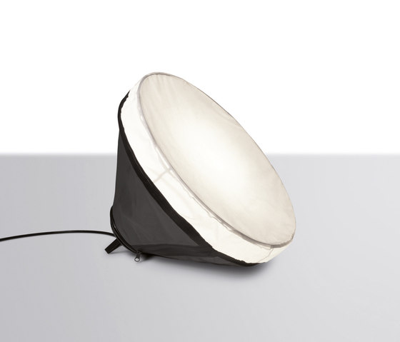 Drumbox table by Diesel by Foscarini | General lighting