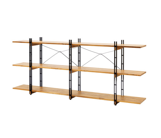 Hiji shelf low by INCHfurniture | Shelves
