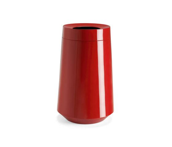 Pop waste basket de Materia | Cubos de basura / papeleras