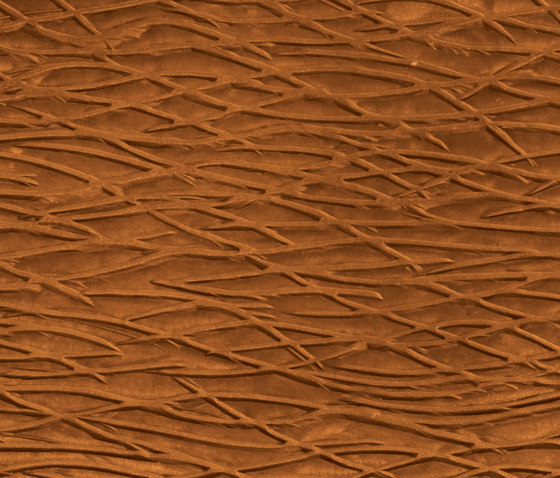 Tactile Amber arcadia by Nextep Leathers | Leather tiles