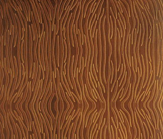 Tactile Ambra Zebra by Nextep Leathers | Leather tiles