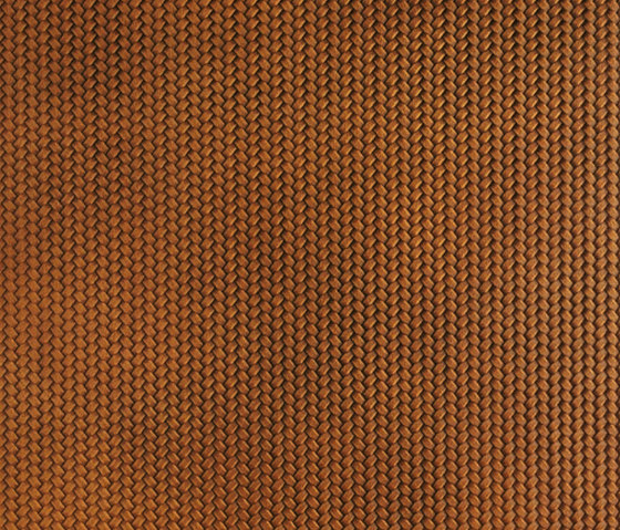 Tactile Amber braid by Nextep Leathers | Leather tiles