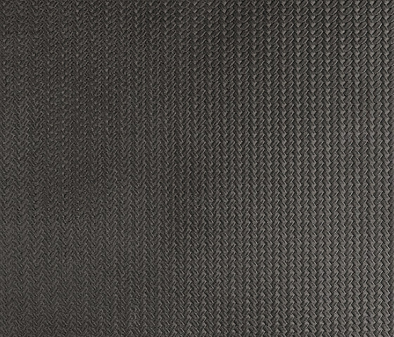 Tactile Slate braid by Nextep Leathers | Leather tiles