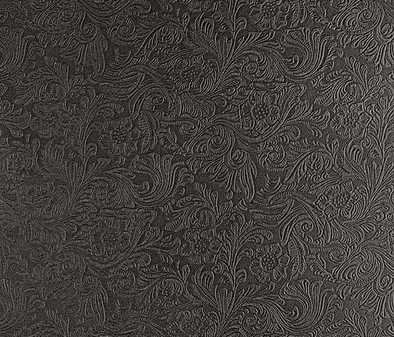 Tactile Slate damask by Nextep Leathers | Leather tiles
