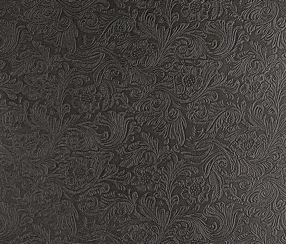 Tactile Ardesia Damasco von Nextep Leathers | Leder Fliesen