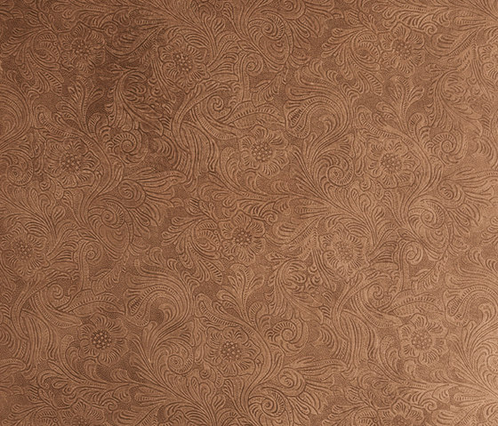 Tactile Sand damask de Nextep Leathers | Azulejos de pared de cuero natural