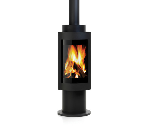 Cylon by Harrie Leenders | Wood burning stoves