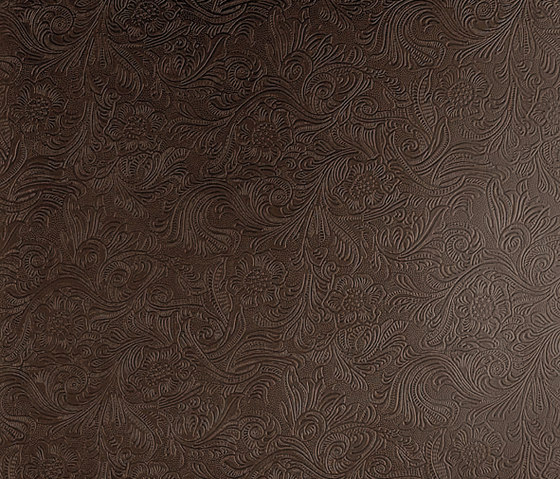 Tactile Choco Damasco di Nextep Leathers | Piastrelle