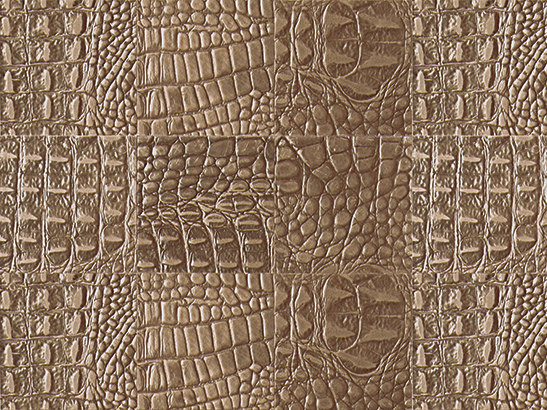 Kaleidos Mosaics ivory-cayman-tozzetti by Nextep Leathers | Natural leather wall tiles