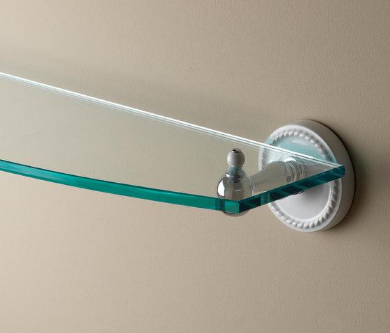 Dorothy glass shelf by Devon&Devon | Shelves