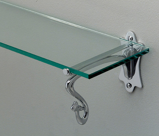 Mayfair Glass shelf by Devon&Devon | Shelves