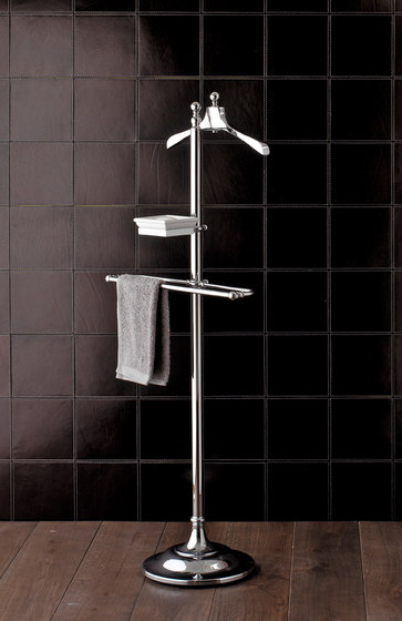 Single Freestanding clothes hanger by Devon&Devon | Towel rails