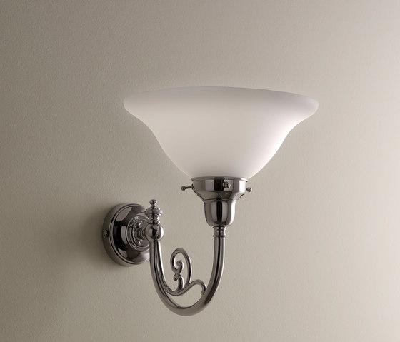 Braccio Essex – Vetro Madeleine di Devon&Devon | Illuminazione bagno