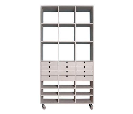 Kliq shelving system by Olby Design   Shelves