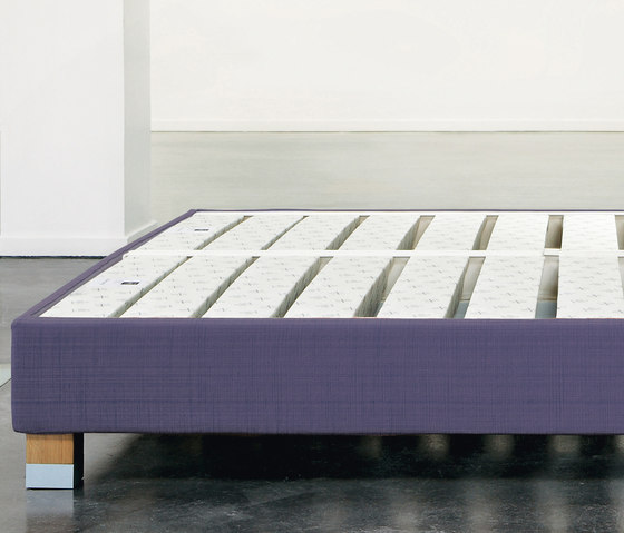 Sleeping Systems Collection Prestige | Bed bases Trecaflex by Treca Interiors Paris | Mattresses