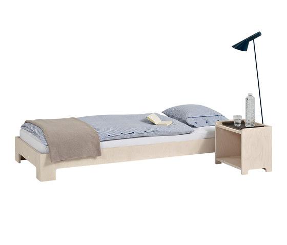 Bett no2 von Blueroom | Einzelbetten