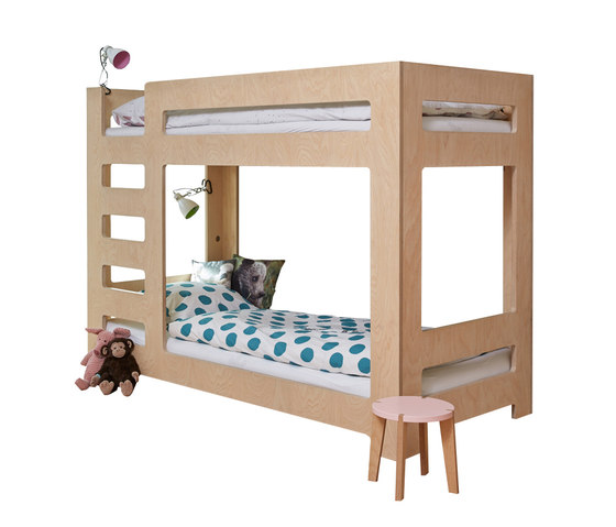 Bunkbed Dreambox by Blueroom | Children's beds
