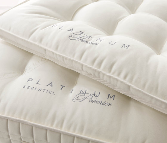 Sleeping Systems Collection Platinum | Mattress topper Premier by Treca Interiors Paris | Mattress toppers