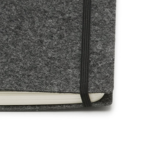 Atoma Books Felt by OBJEKTEN | Notebooks