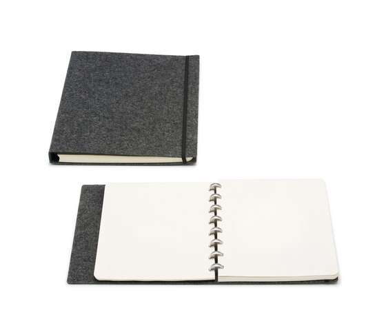Atoma Books Felt de OBJEKTEN | Notebooks