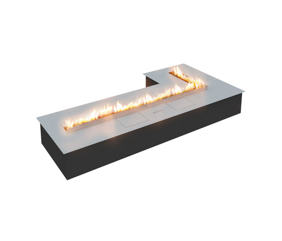 FLA Corner by Planika | Ventless ethanol fires
