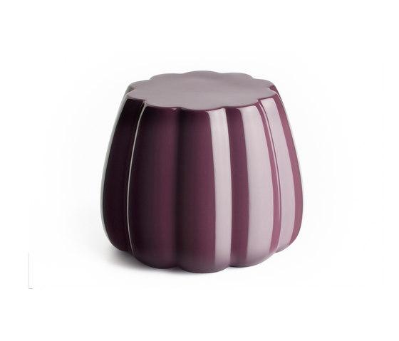 Oppiacei Senecio Cineraria violet de Skitsch by Hub Design | Taburetes de jardín