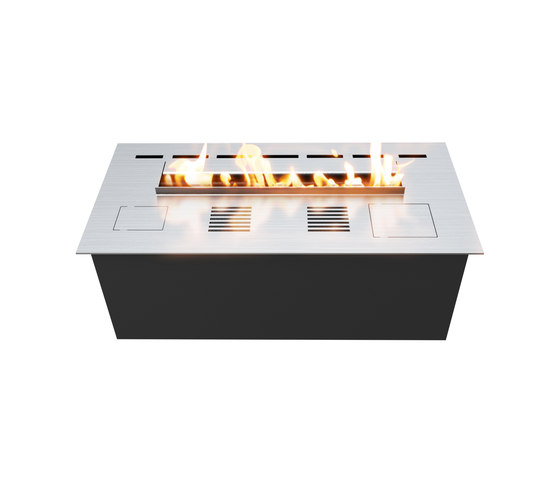 FLA Fire Line Automatic model S by Planika | Ventless ethanol fires