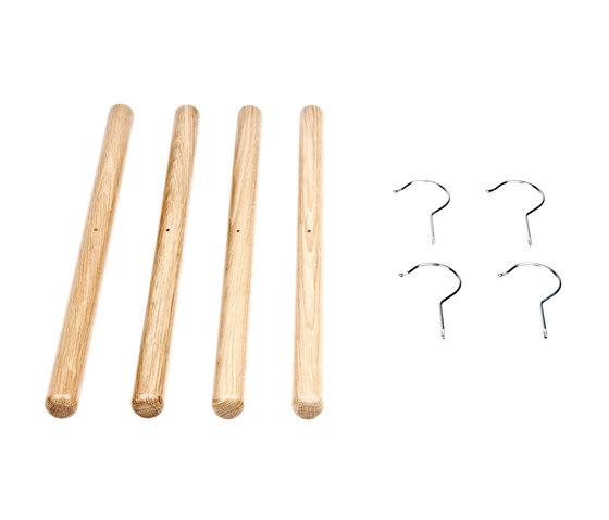 Baton Hanger de OBJEKTEN | Cintres
