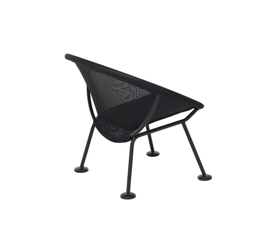 Take Off | lounge chair black von Skitsch by Hub Design | Gartensessel