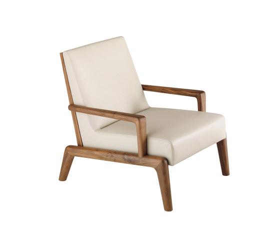 Decoration | Easy chair Auguste by Treca Interiors Paris | Armchairs