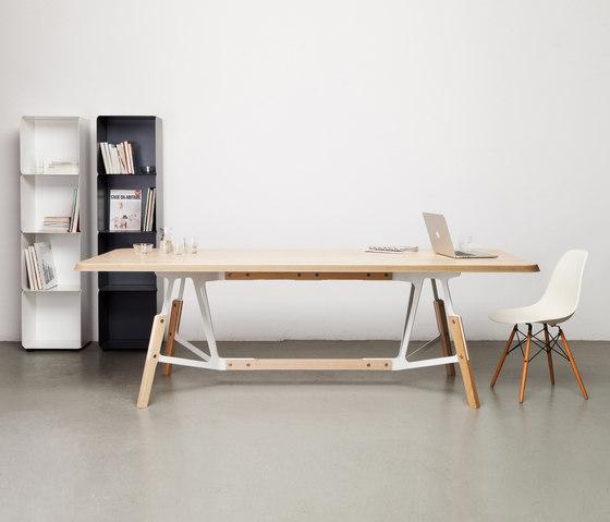 Stammtisch Rectangular by Quodes | Restaurant tables
